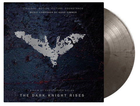 OST: Dark Knight Rises - Hans Zimmer (Coloured Vinyl)