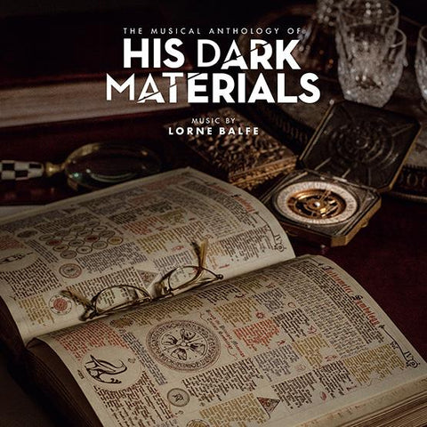 OST: The Musical Anthology of His Dark Materials - The Musical Anthology of His Dark Materials