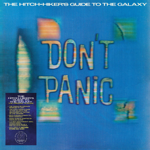 OST: Hitchhikers Guide To the Galaxy - The Hitchhiker's Guide to the Galaxy: The Original Albums