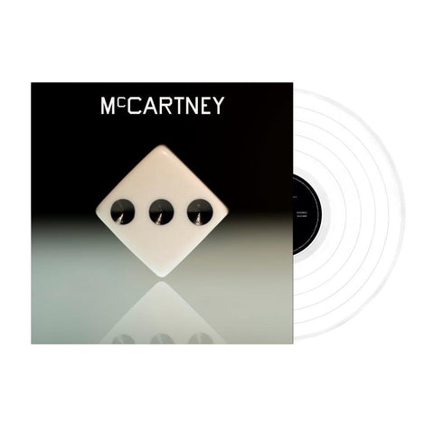 McCartney - III (Indie Exclusive White Vinyl)