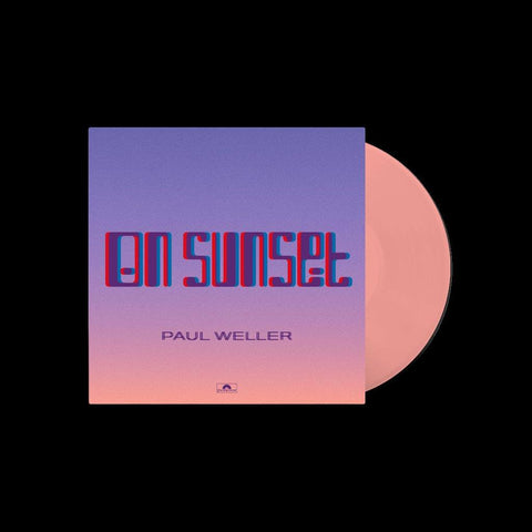 Paul Weller - On Sunset (2LP Purple Vinyl - Gatefold Sleeve)