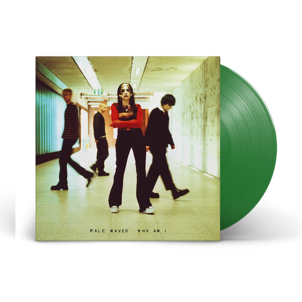 Pale Waves - Who Am I? (Translucent Green Vinyl)