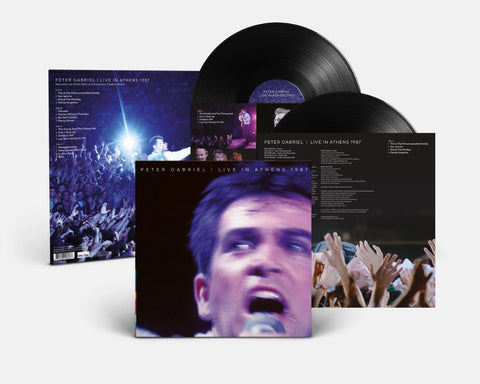 Peter Gabriel - Live in Athens 1987 (2LP)