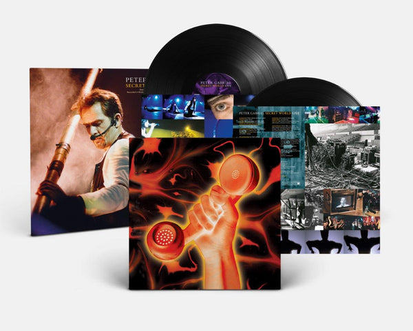 Peter Gabriel - Secret World Live (2LP)