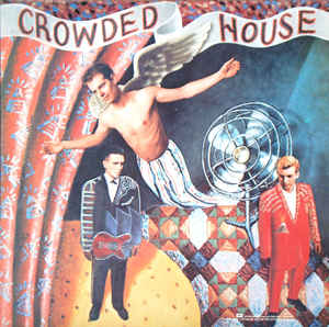 Crowded House - Crowded House (1LP)