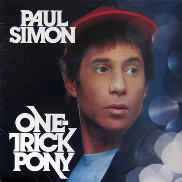 Paul Simon - One Trick Pony (Light Blue Vinyl)