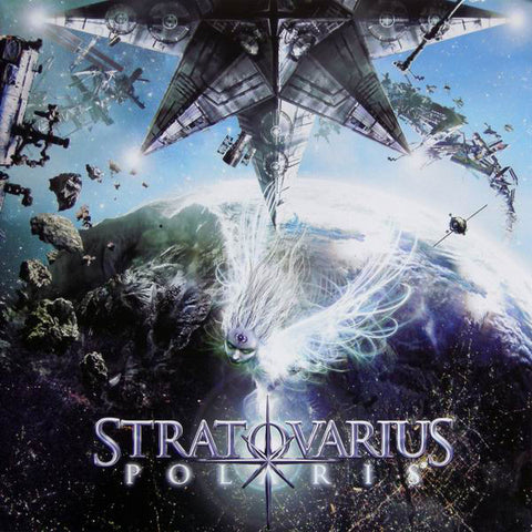 Stratovarius - Polaris (Limited Edition Clear Vinyl)