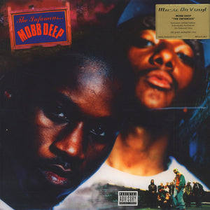 Mobb Deep - The Infamous (2LP Gatefold Sleeve)