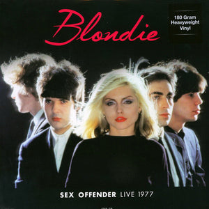 Blondie - Sex Offender Live 1977