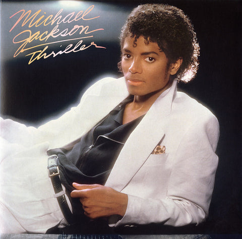 Michael Jackson - Thriller (Gatefold Sleeve)