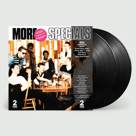 "The Specials - More Specials (40th Anniversary Half-Speed Master Edition) (2LP + 7"")"