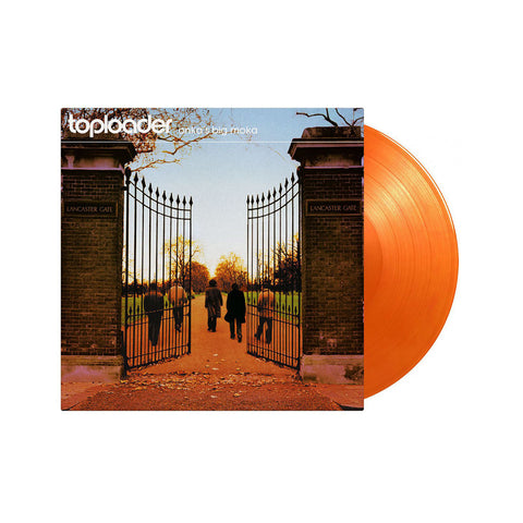 Toploader - Onka's Big Moka (Limited Edition Orange Swirled Vinyl)