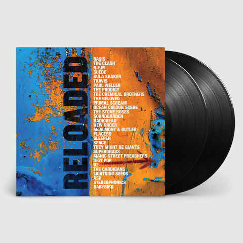 Various Artists - Reloaded (2LP)