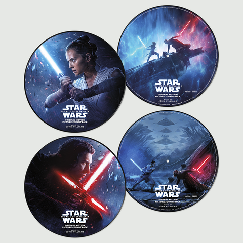 Star Wars - The Rise Of Skywalker (Limited Edition - 2 Picture Disc)