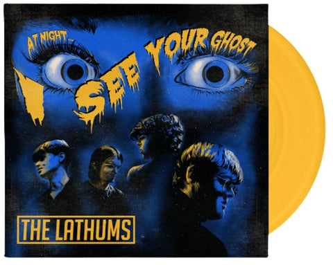 "The Lathums - I See Your Ghost (Limited 7"" Single Yellow Vinyl)"