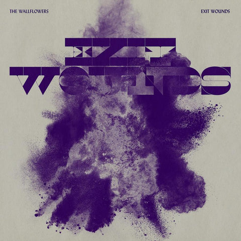 The Wallflowers - Exit Wounds (Limited Indies Purple Vinyl)
