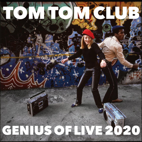 Tom Tom Club - Genius Of Live 2020