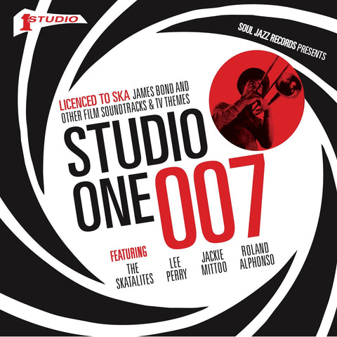 Various Artists - Soul Jazz Records Presents Studio One 007 - Licenced to Ska