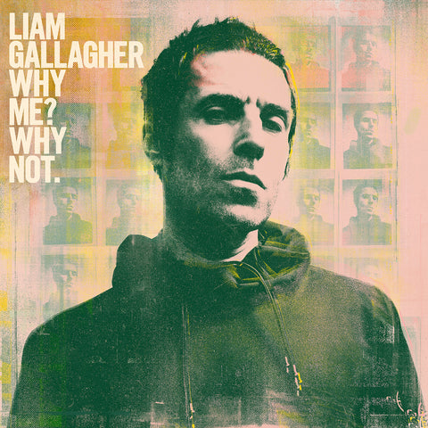 Liam Gallagher - Why Me, Why Not? (Black Vinyl)