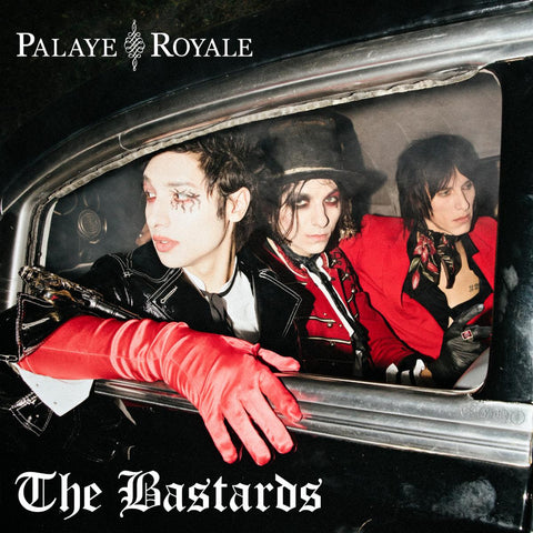 Palaye Royale - The Bastards (Transparent Red Vinyl)