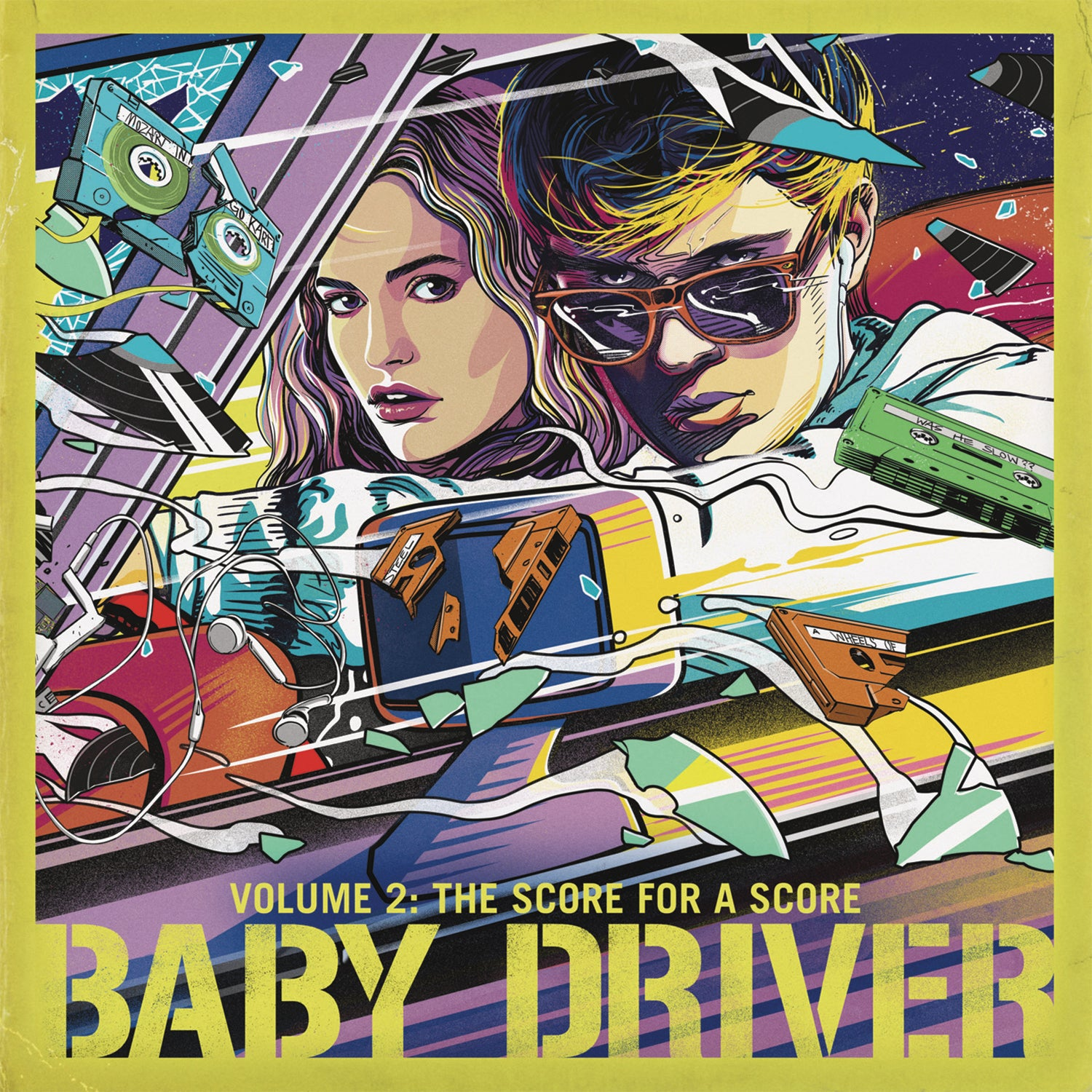 OST: Baby Driver - Volume 2: A Score For A Score - Various Artists