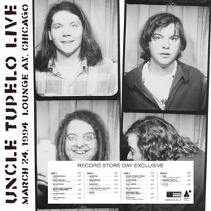 Uncle Tupelo - Live at Lounge Ax - March 24, 1994 (2LP)