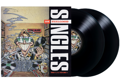 Dr. Feelgood - Singles: The UA Years+ (2LP)