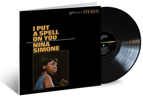 Nina Simone - I Put A Spell On You (Acoustic Sounds Audiophile Vinyl)