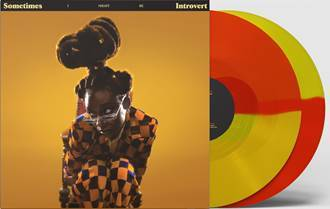 Little Simz - Sometimes I Might Be Introvert (Indie Exclusive 2LP Red & Yellow Vinyl)