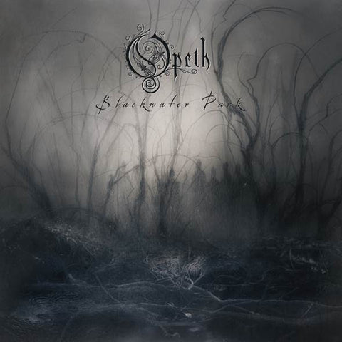 Opeth - Blackwater Park (20th Anniversary Edition 2LP White Vinyl)