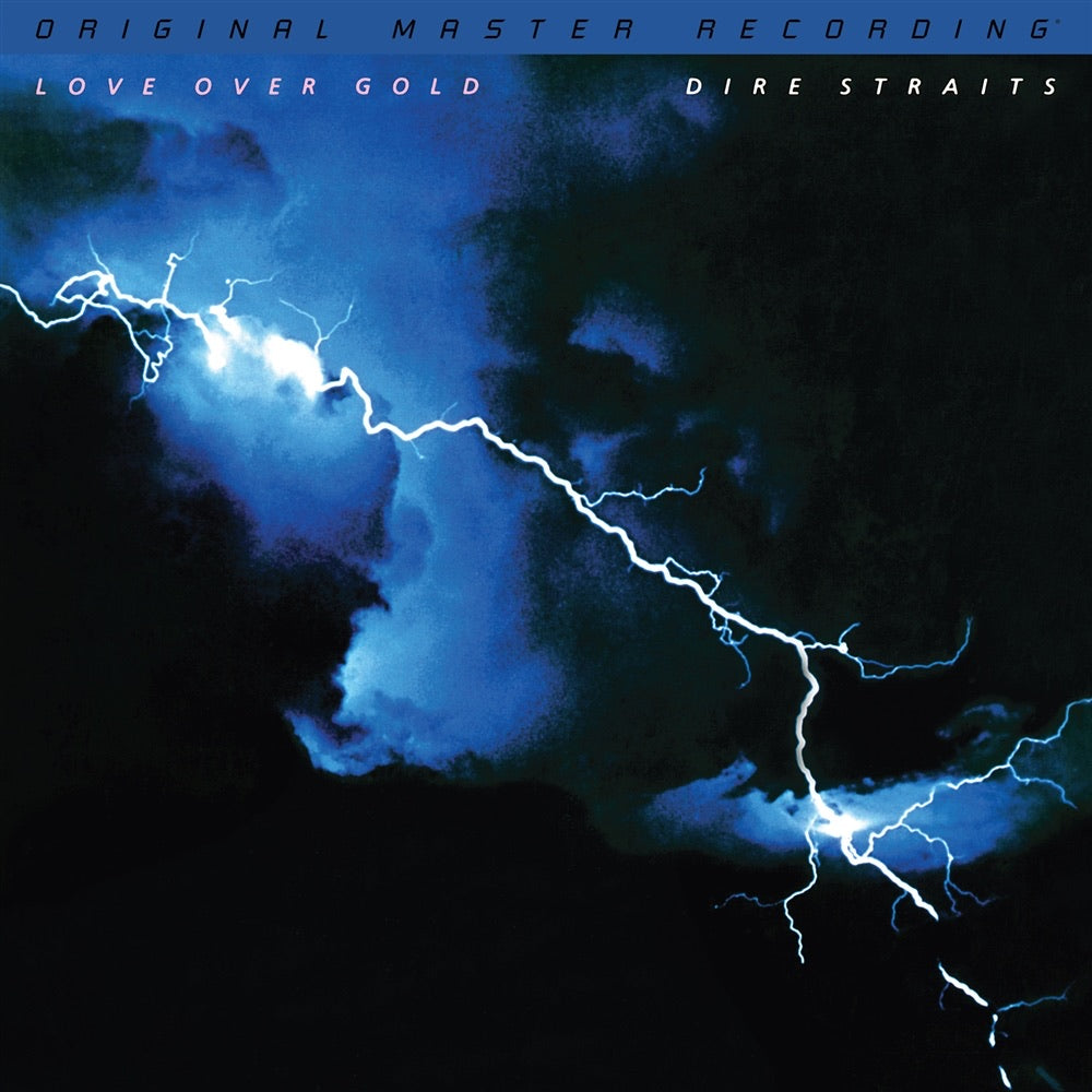 Dire Straits - Love Over Gold (MoFi - Original Master Recording)