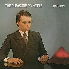 Gary Numan - The Pleasure Principal