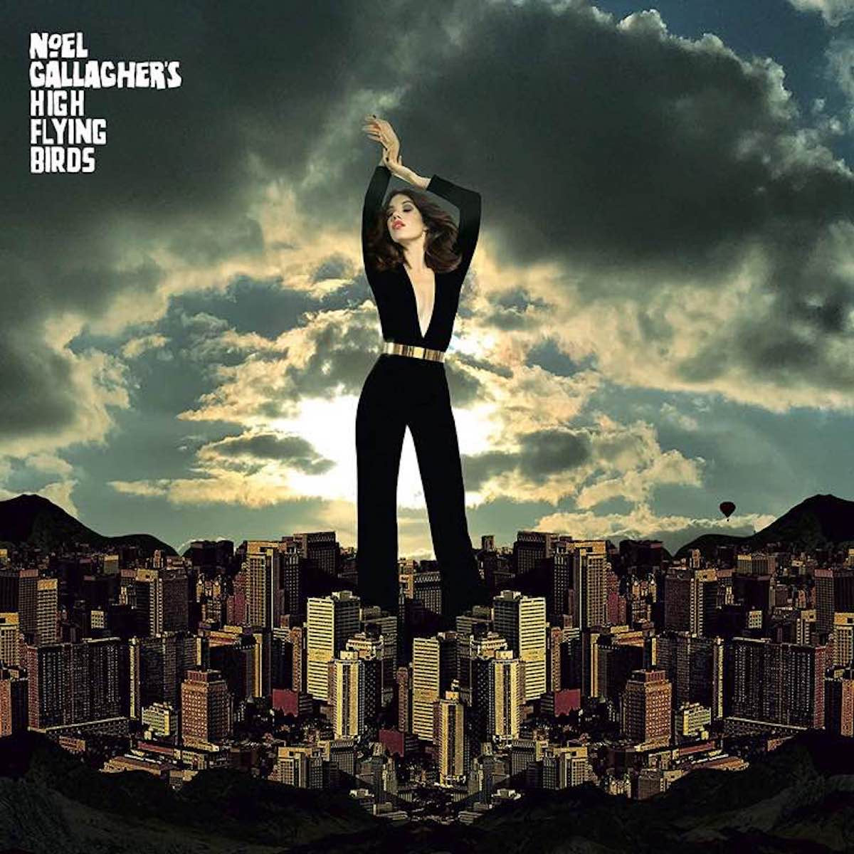 Noel Gallagher - Blue Moon Rising EP (Gold Vinyl)