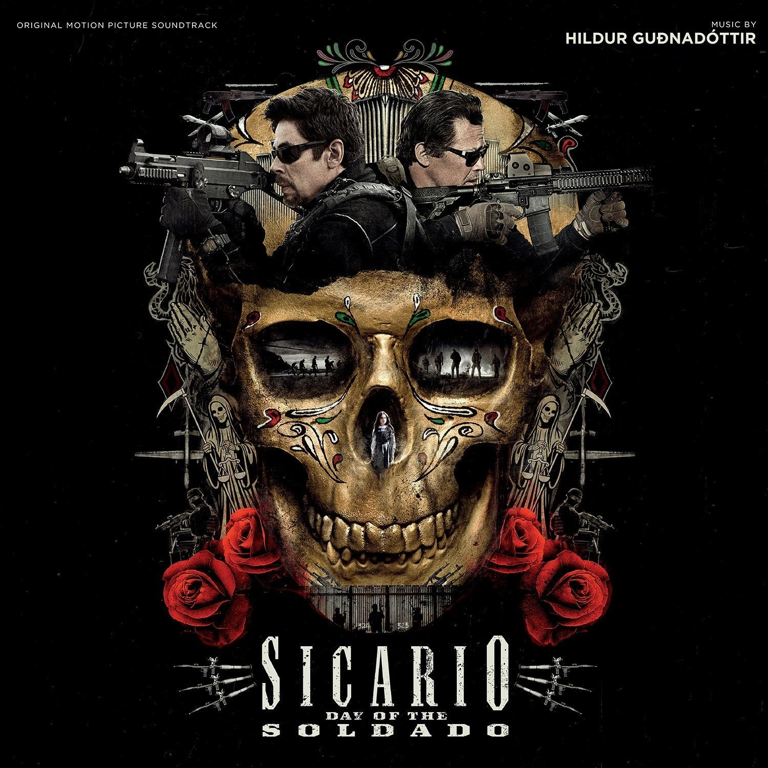 OST: Sicario: Day Of The Soldado - Hildur Gudnadottir