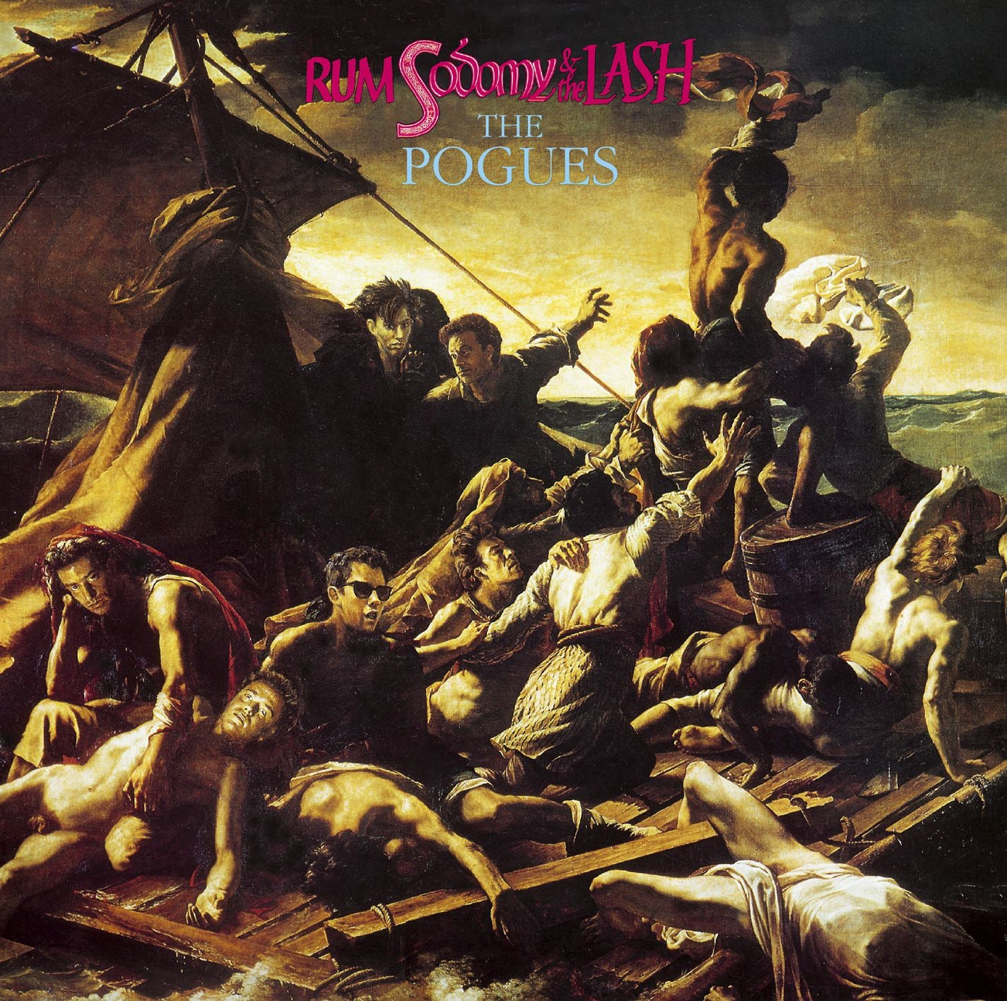 The Pogues - Rum Sodomy And The Lash