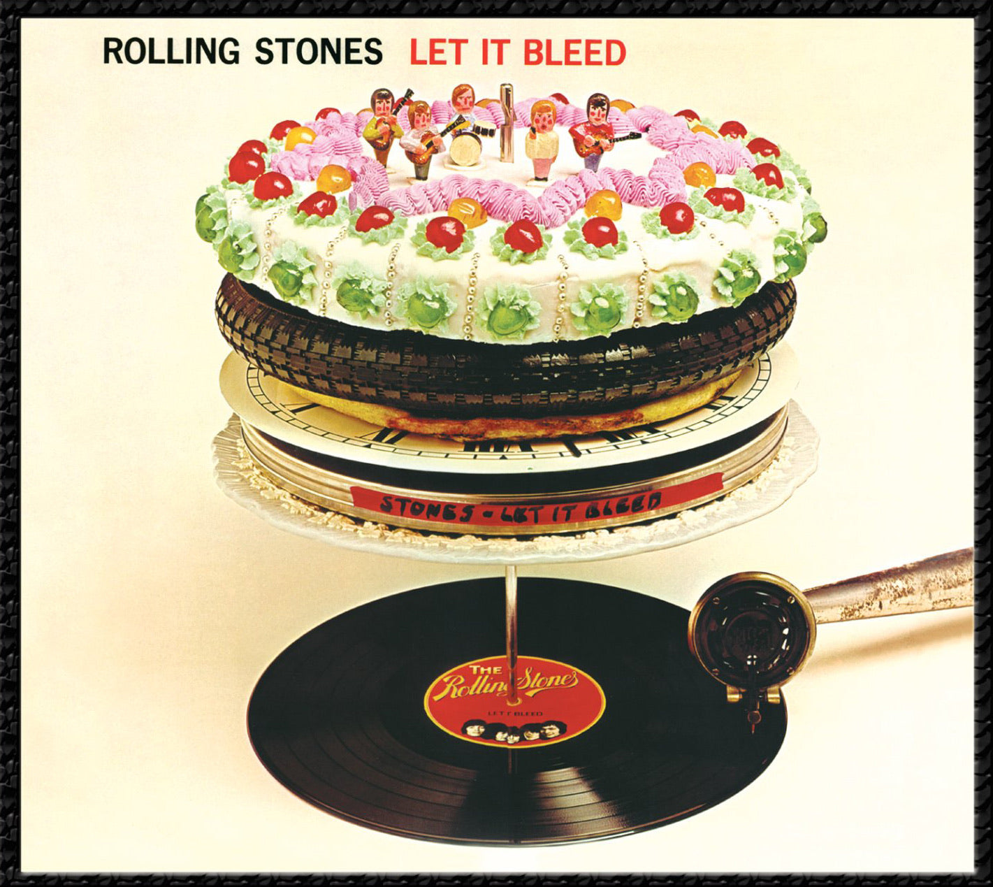 Rolling Stones - Let It Bleed - 50th Anniversary Edition