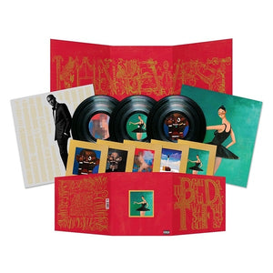 Kanye West - My Beautiful Dark Twisted Fantasy (Limited Edition 3LP Set)