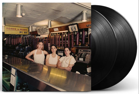 Haim - Women In Music Pt. III (2LP Gatefold Sleeve)