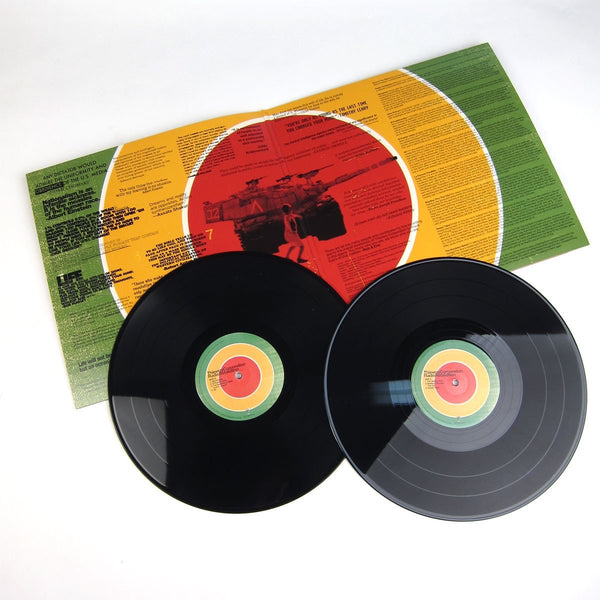 Thievery Corporation - Radio Retaliation (2LP Gatefold Sleeve)