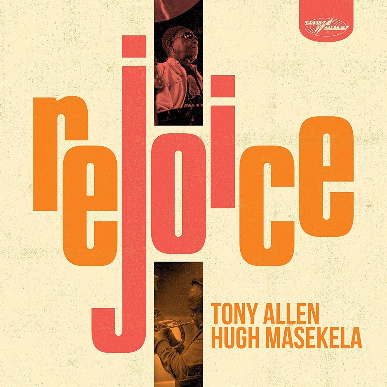 Tony Allen And Hugh Masekela - Rejoice