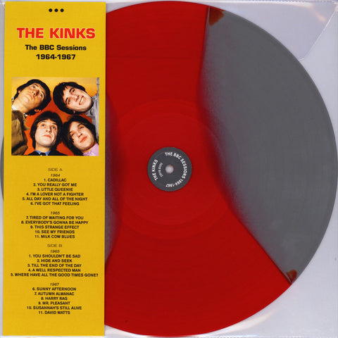 The Kinks - The BBC Sessions 1964 - 1967
