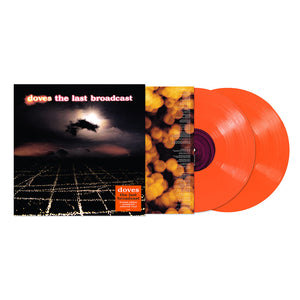 Doves - The Last Broadcast (2LP Limited Edition Orange Vinyl)