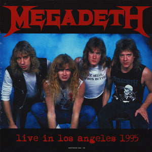 Megadeth - Live In Los Angeles 1995