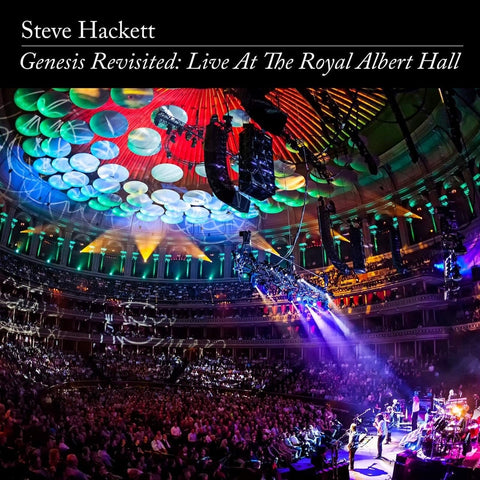 Steve Hackett - Genesis Revisited: Live At The Royal Albert Hall (3LP & 2CD Including booklet)