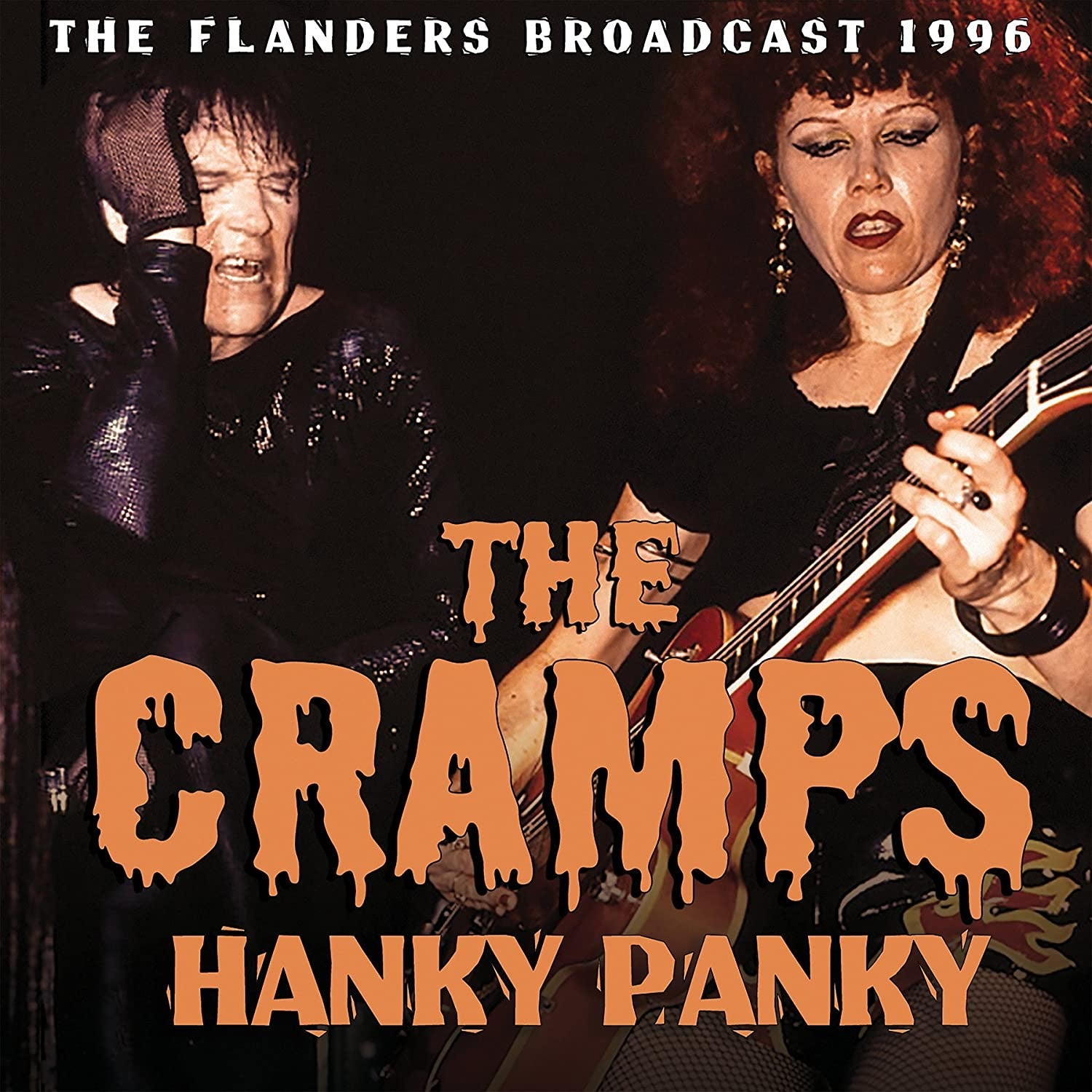 The Cramps - Hanky Panky