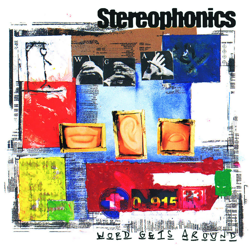 Sterophonics - Word Gets Around