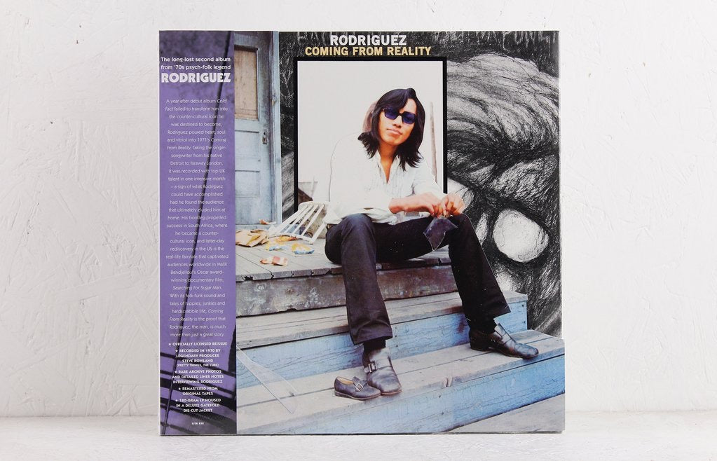 Rodriguez - Coming From Reality (LITA Die Cut Cover Edition)