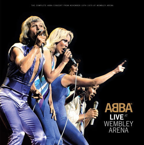 ABBA - Live At Wembley Arena (3LP)