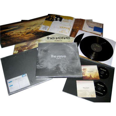 The Verve - Forth - 2LP / CD / DVD