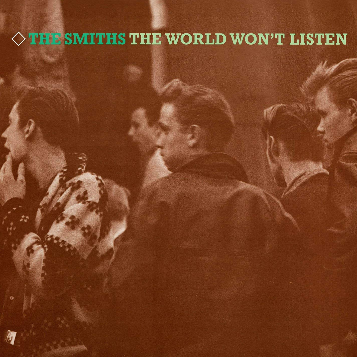 The Smiths - The World Won't Listen